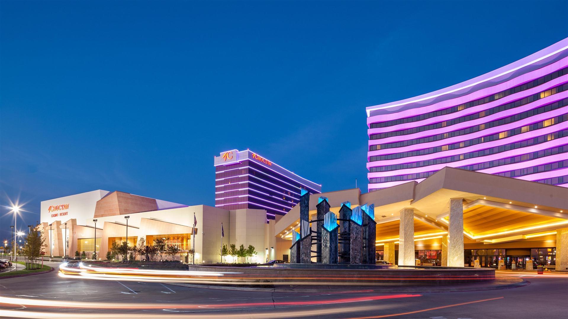 Choctaw Casino Durant Ok Employment